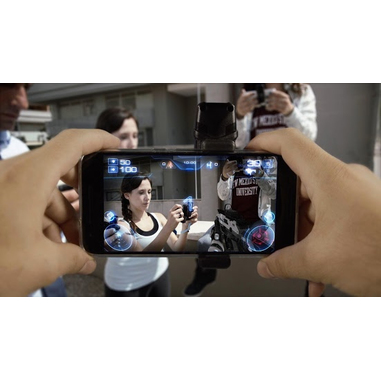 Father.IO Inceptor laser tag in realtà aumentata per smartphone