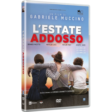 Rai Cinema L'estate addosso (DVD)