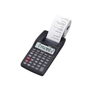 Casio HR-8TEC Calcolatrice con stampa Nero