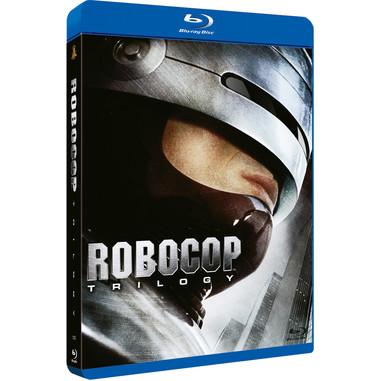 Robocop: la trilogia - Blu-ray