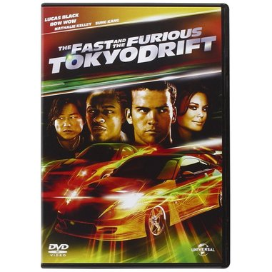 Fast and Furious - Tokyo Drift