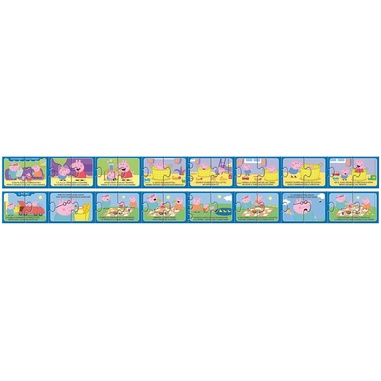 Lisciani Peppa puzzle raccontastorie
