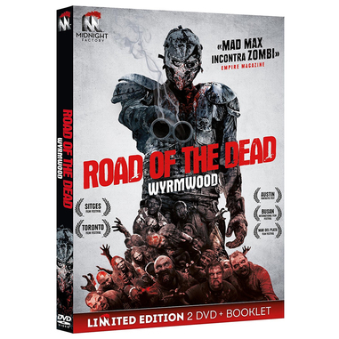 Road Of The Dead - Wyrmwood (DVD)