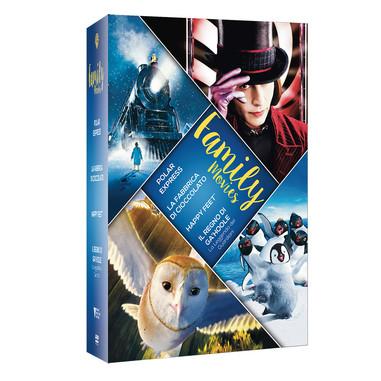 Family movies (DVD)