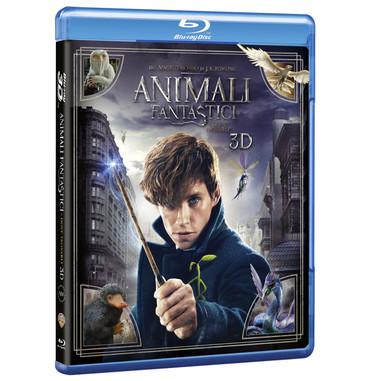 Animali fantastici e dove trovarli - 3D (Blu-ray)