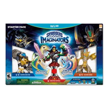 Skylanders Imaginators Starter Pack, Wii U Confezione Starter Wii U ITA