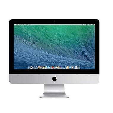 "Apple iMac 54,6 cm (21.5"") 4096 x 2304 Pixel Intel® Core™ i3 di ottava generazione 8 GB DDR4-SDRAM 1000 GB Fusion Drive AMD Radeon Pro 555X Wi-Fi 5 (802.11ac) Argento PC All-in-one macOS Catalina 10.15"