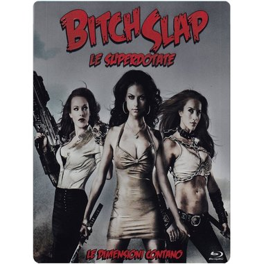 Bitch slap - le superdotate (ed. limitata Tin Box) (Blu-ray)