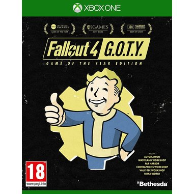 Fallout 4 GOTY - edizione Game of The Year - Xbox One