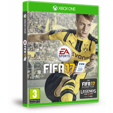FIFA 17, Xbox One