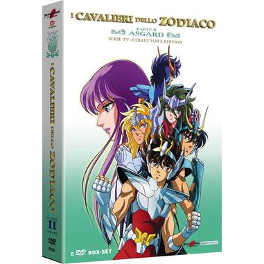 I Cavalieri Dello Zodiaco - Parte 2 (DVD)