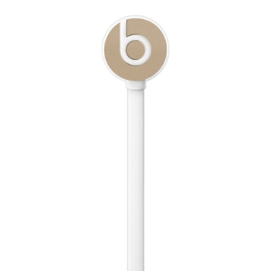 Beats by Dr. Dre urBeats SE 2 Auricolare Stereofonico Cablato Oro, Bianco