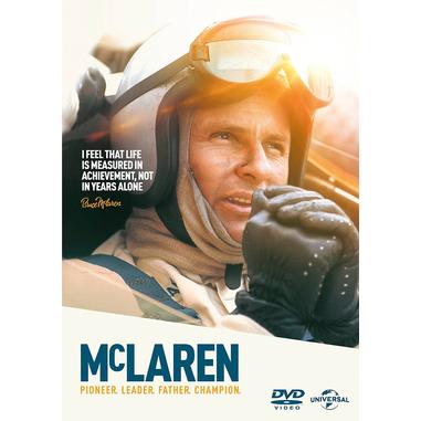 McLaren, DVD 2D ITA