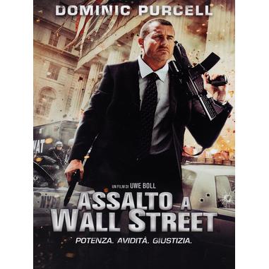 Assalto a Wall Street (DVD)