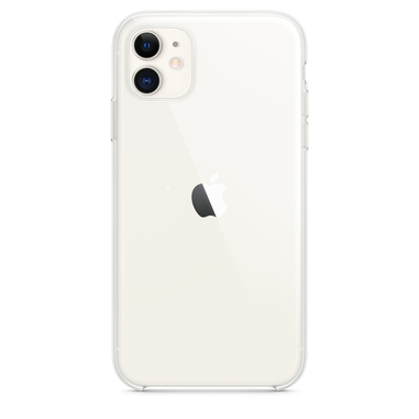 Apple MWVG2ZM/A custodia per iPhone 11 Clear Case15,5 cm (6.1