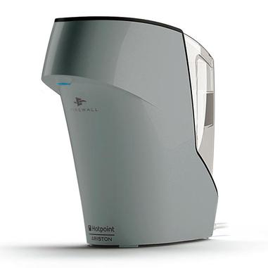 Hotpoint CT NTC IX2 Filtro per acqua da bancone 1.5L Acciaio inossidabile filtro d'acqua