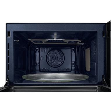 Samsung MC32K7085KT Piano di lavoro Microonde combinato 32L 1400W Nero, Acciaio inossidabile forno a microonde