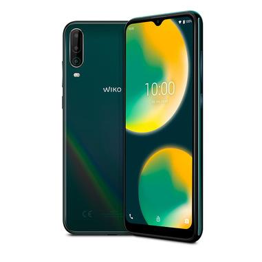 "Wiko View4 16,6 cm (6.52"") 3 GB 64 GB Doppia SIM 4G Micro-USB Verde Android 10.0 5000 mAh"