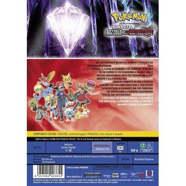 Pokémon Xy - Diance e Il Bozzolo della Distruzione (DVD)