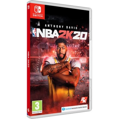 NBA 2K20, Switch
