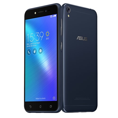 TIM Asus Zenfone Live SIM singola 4G 32GB Nero, Blu marino