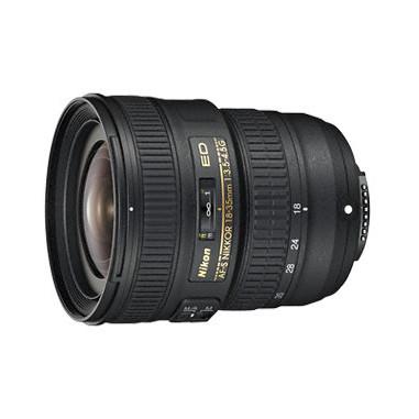 Nikon AF-S NIKKOR 18–35mm f/3.5–4.5G ED SLR Wide zoom lens Nero