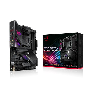 ASUS ROG Strix X570-E Gaming scheda madre Presa AM4 ATX AMD X570