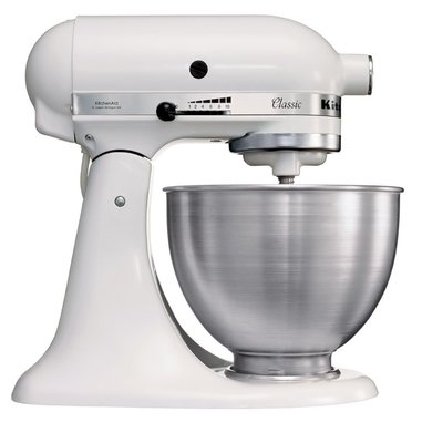 KitchenAid Classic 275W 4.3L Bianco robot da cucina