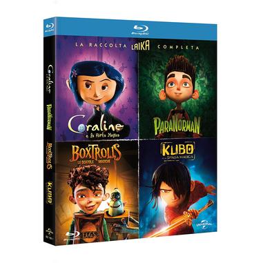 Laika Collezione (Blu-ray)