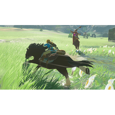 The Legend of Zelda: Breath of the Wild limited - Switch