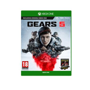 Microsoft Gears 5 Standard Edition, Xbox One videogioco Basic ITA