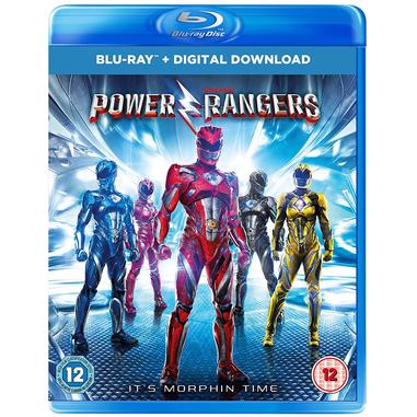 Power Rangers, (Blu-Ray) 2D ITA