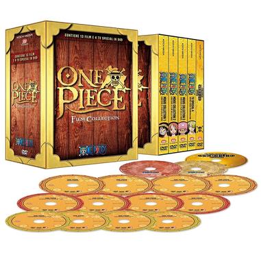 One Piece Film Collection DVD 2D ITA Edizione da collezione