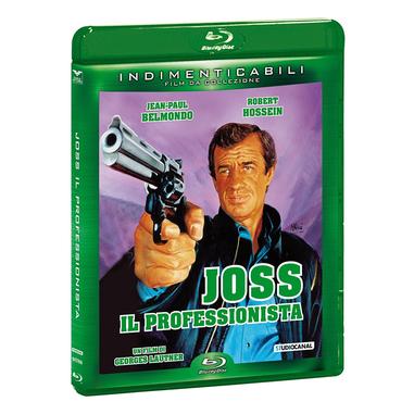 Joss il professionista Blu-ray