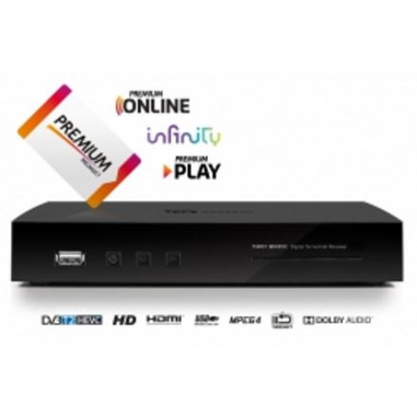 Telesystem TS8000 Terrestre Full HD set-top box TV