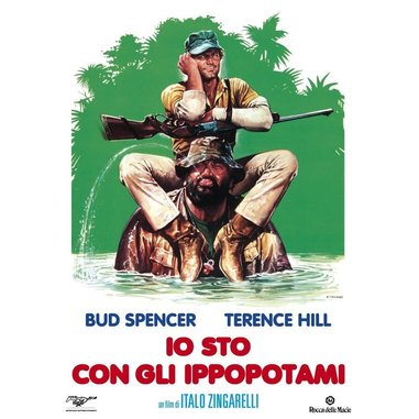 Io sto con gli ippopotami (DVD)