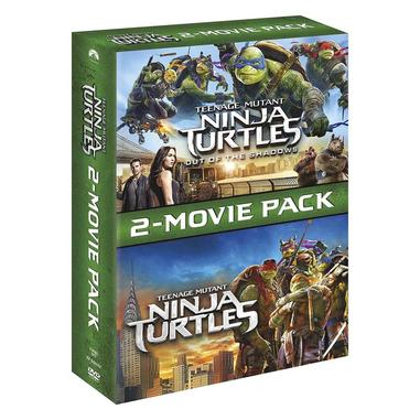 Tartarughe Ninja + Tartarughe Ninja 2: Fuori dall'Ombra (DVD)