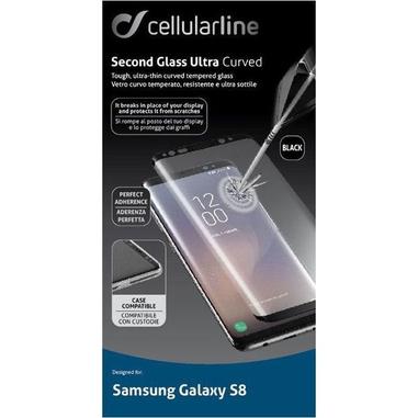 Cellularline TEMPGCUCFGALS8K Galaxy S8