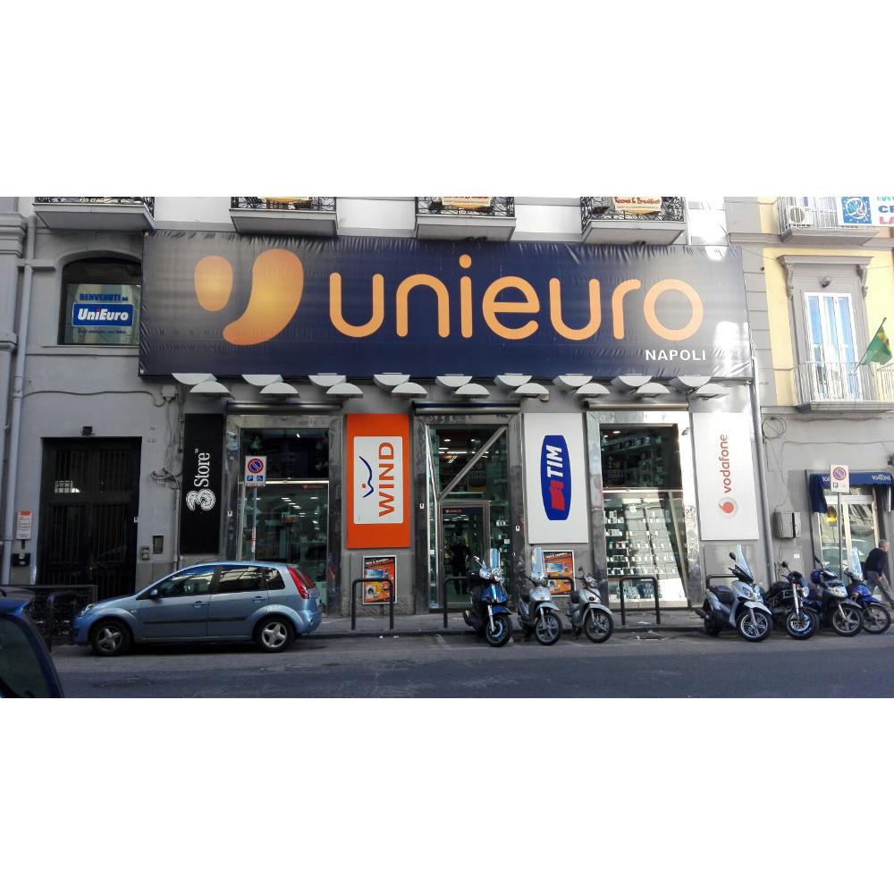 Unieuro Napoli - Via Milano