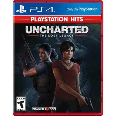 Uncharted: L'eredità perduta - Hits Playstation 4