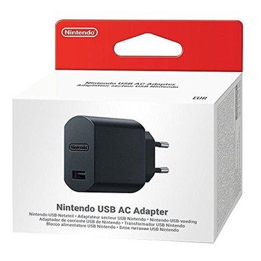 Nintendo Classic Mini Super NES Blocco Alimentatore Per Il Cavo USB