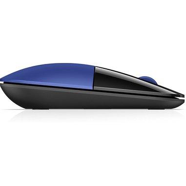 HP wireless Z3700 blu mouse
