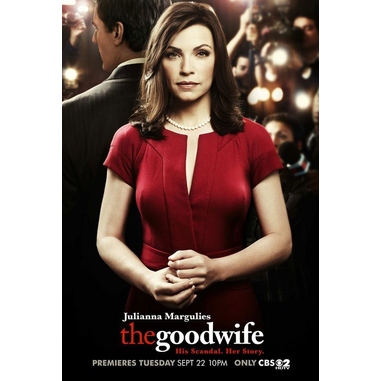 The Good Wife (DVD) 2D Inglese Extended edition