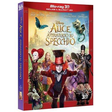 Alice attraverso lo specchio - 3D (Blu-ray)