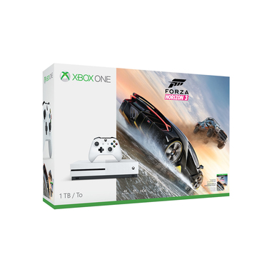 Microsoft Xbox One S 1000 GB Wi-Fi Bianco + Forza Horizon 3