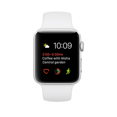Apple Watch Series 2 42mm Silver