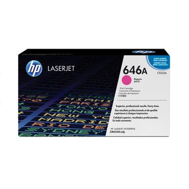 HP 646A Magenta 12500 pagine