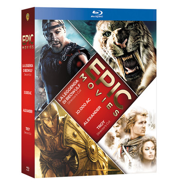 Epic movies (Blu-ray)