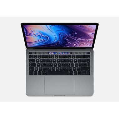 "Apple MacBook Pro Grigio Computer portatile 33,8 cm (13.3"") 2560 x 1600 Pixel Intel® Core™ i5 di ottava generazione 8 GB LPDDR3-SDRAM 256 GB SSD Wi-Fi 5 (802.11ac) macOS Mojave"