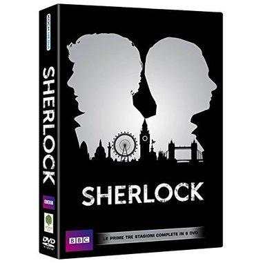 Sherlock - stagioni 1, 2 e 3 (DVD)